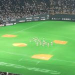 札幌ドームで野球観戦!試合開始前の面白イべント紹介!