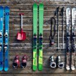 スキー板の寿命は何年?買い替え時はいつがいいの?