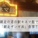 網走の道の駅キネマ館で食事!人気メニュー「ザンギ丼」の味は?