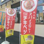 CoCo壱の【スパイスカレーTHEチキベジ】実食!その評価は?